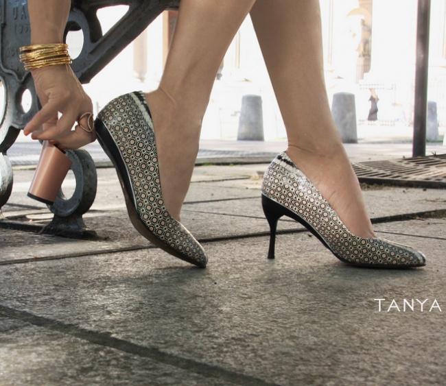 Невероятная обувь от дизайнера Тани Хит