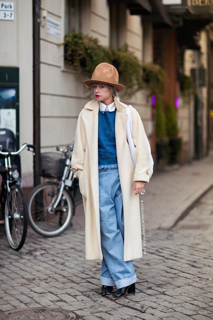 Базовый гардероб на зиму 2019/20: Плотные джинсы