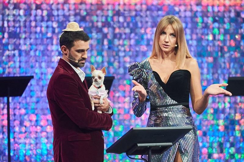 Леся Никитюк стала адвокатом собаки