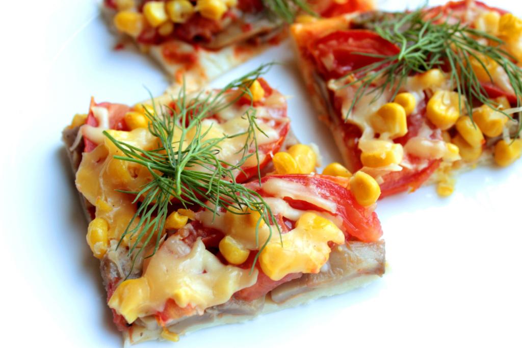 рецепты салата с кукурузой и помидорами с фото