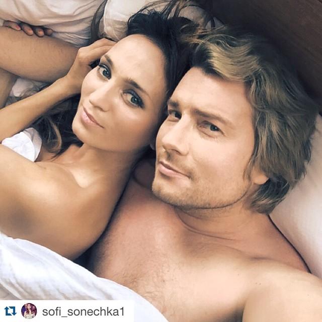 Басков поделился откровенным фото с Софией