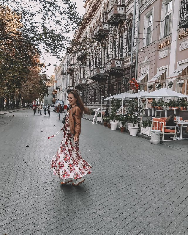 Осенняя Insta-Одесса: ТОП-3 атмосферных места для красивых фото