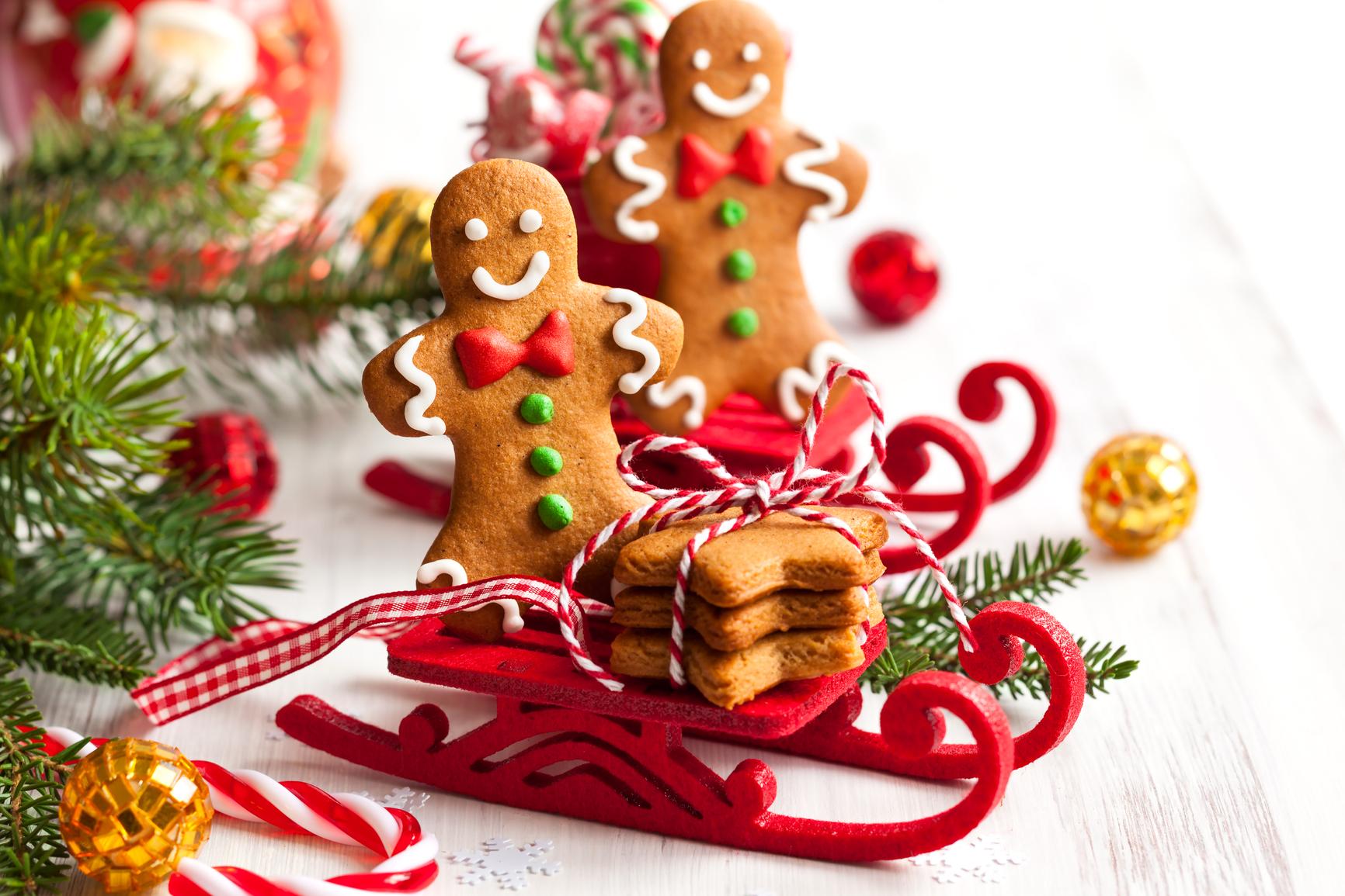 рецепт новогоднего печенья человечки без меда