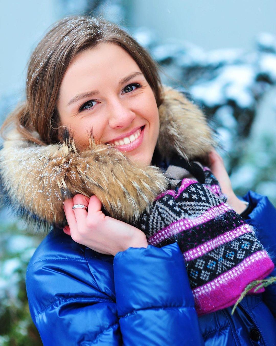 Кристина Решетник призналась, на сколько килограмм поправилась во время беременности