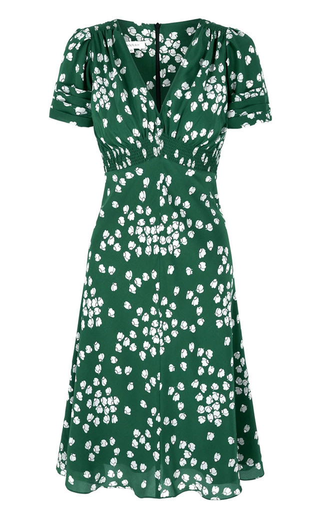 Платье от Suzannah можно купить в онлайн-магазине бренда