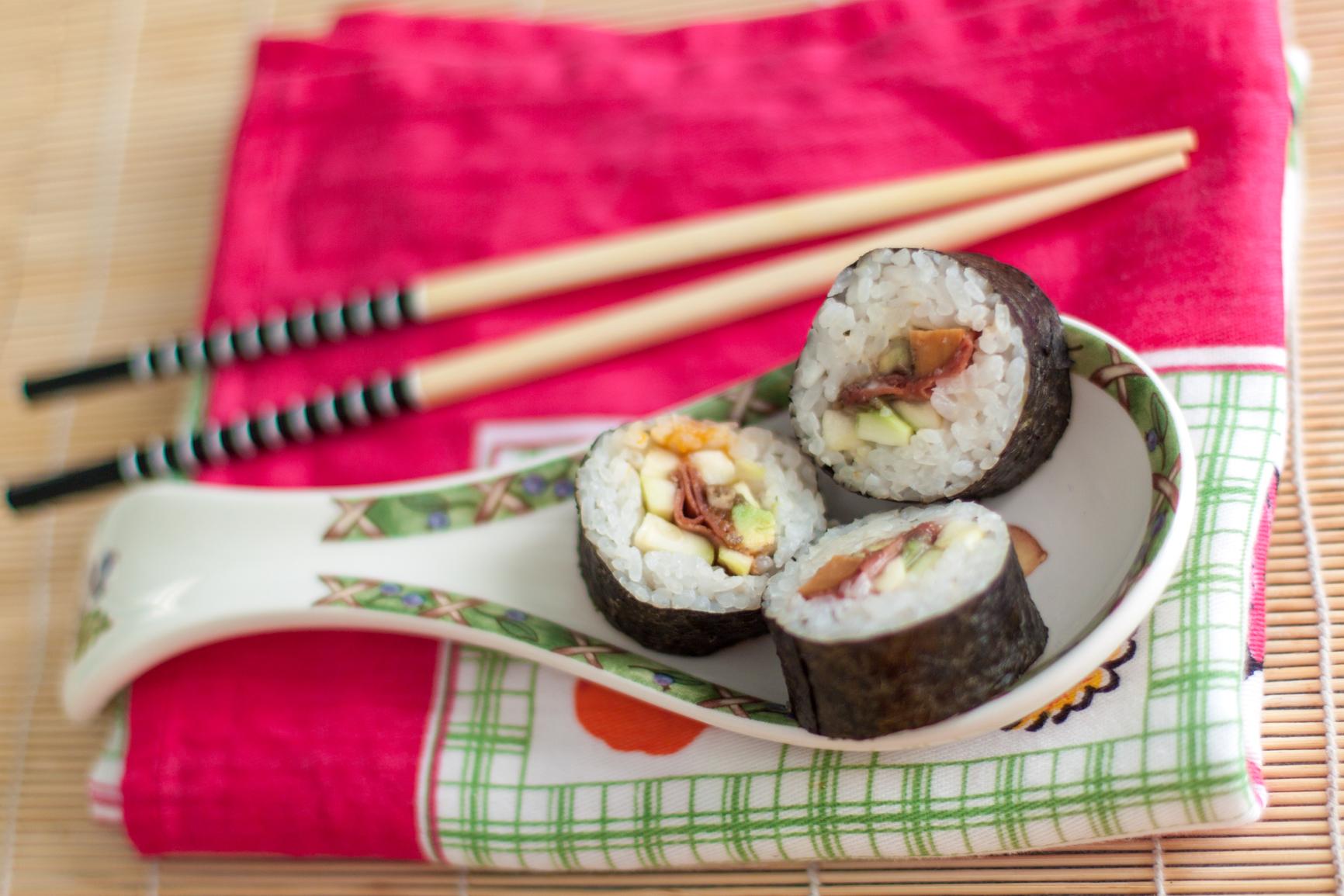 7 видов роллов – вкусных и полезных для здоровья