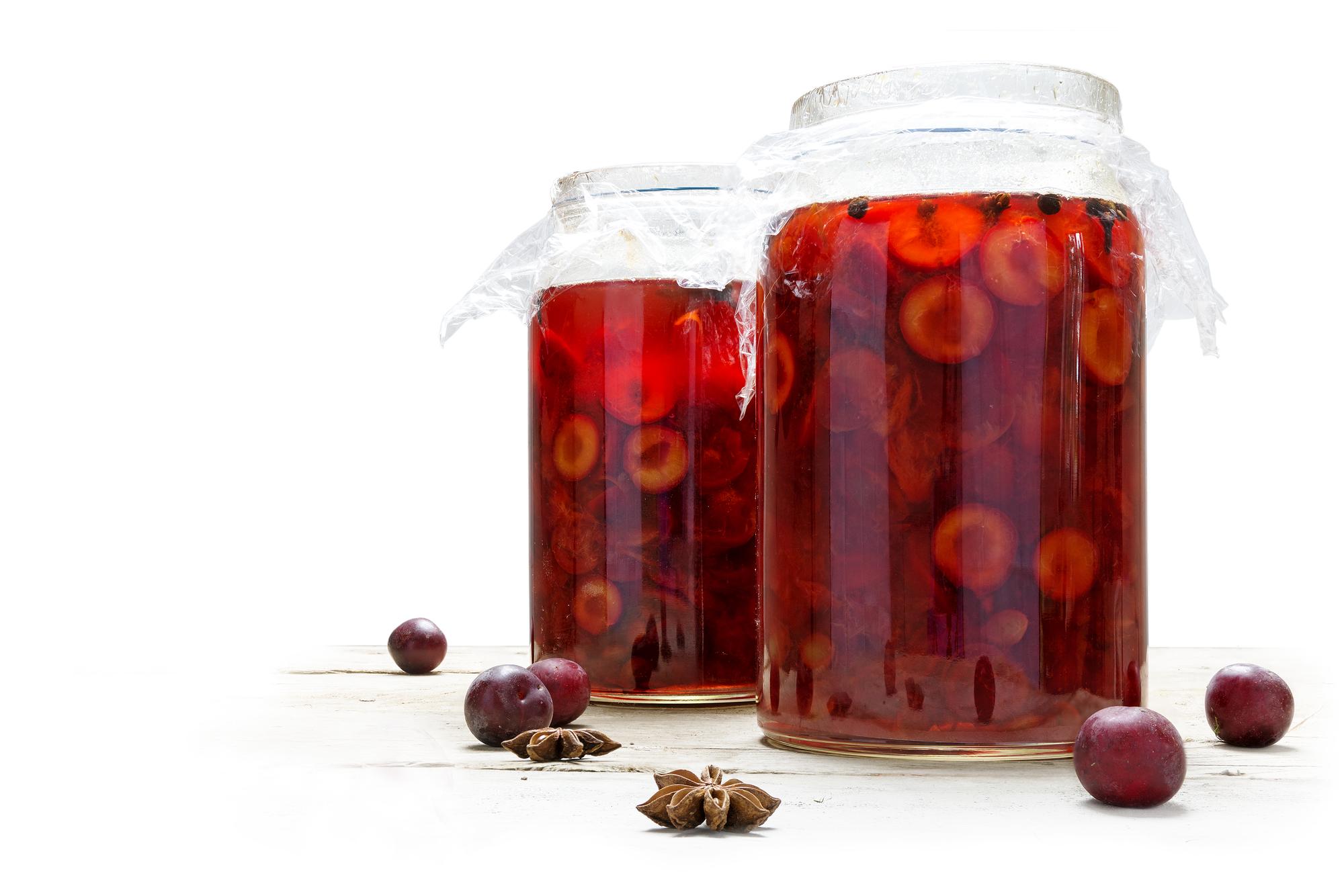 Варенье из черешни на зиму: пошаговый рецепт