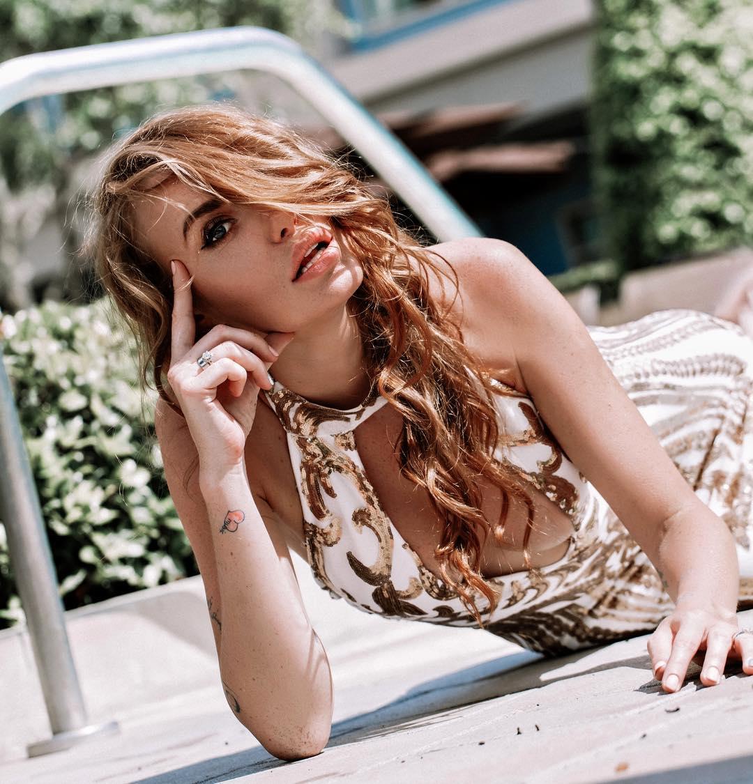 Проникновенное исполнение: Слава Каминская спела дуэтом в Instagram