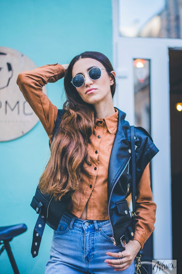 Украинский fashion-блогер Тина Сизонова