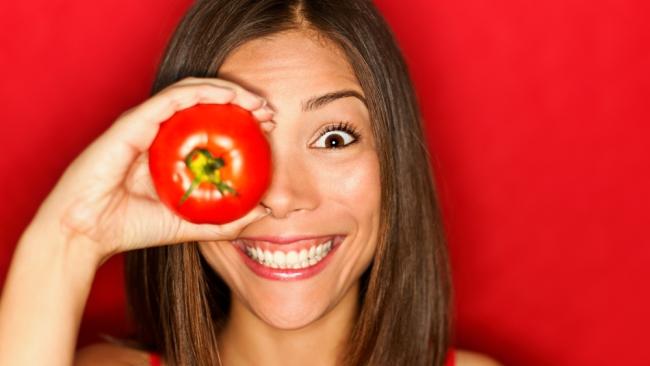 Томаты содержат много витаминов и антиоксидантов