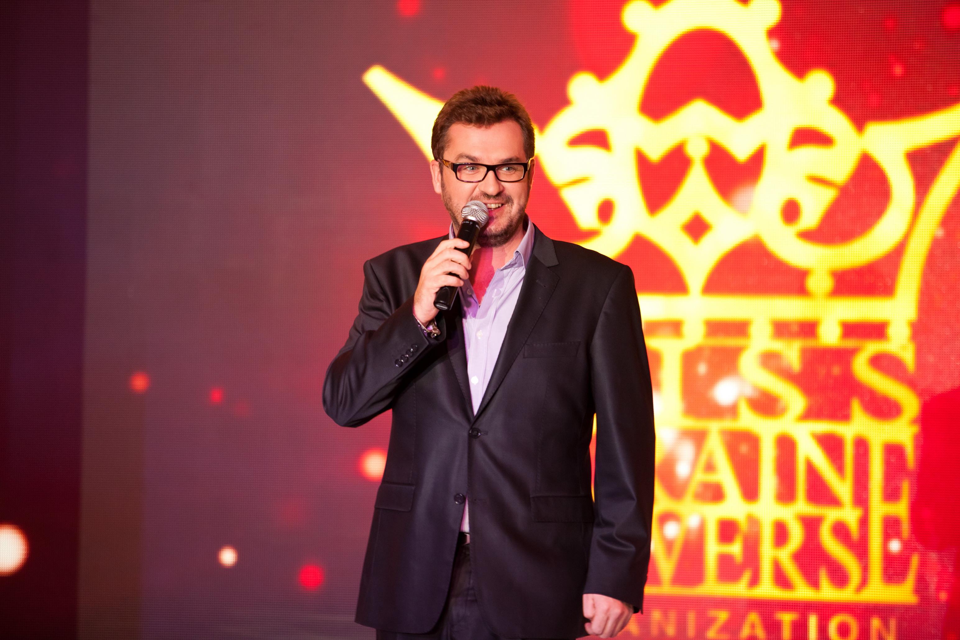 Певец Александр Пономарев - среди звездных гостей конкурса Мисс Вселенная 2013