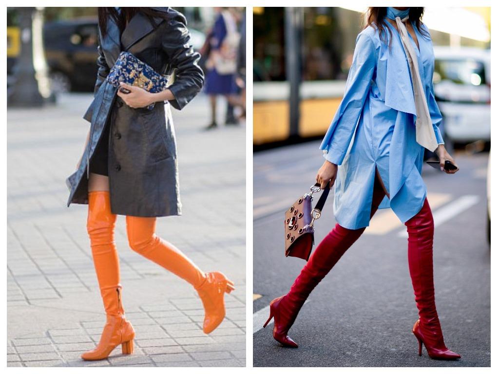 Ботильоны - чистый сексапил обувной моды