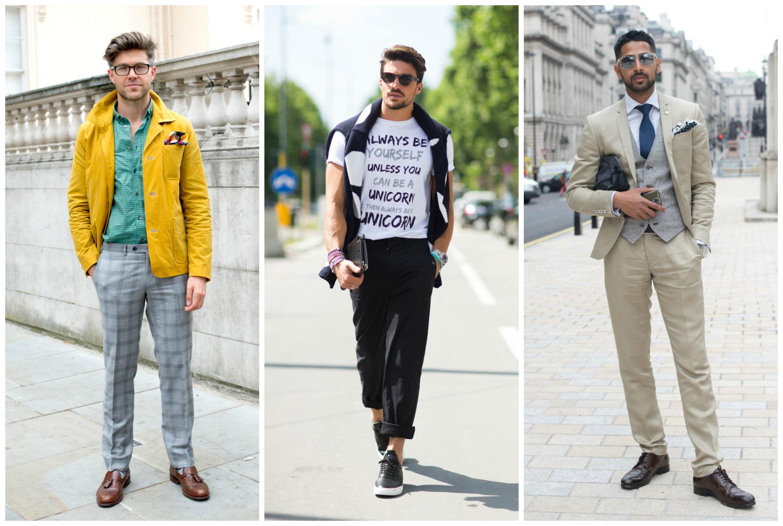 Мужчины знают толк в моде и даже могут нас кое-чему научить!
