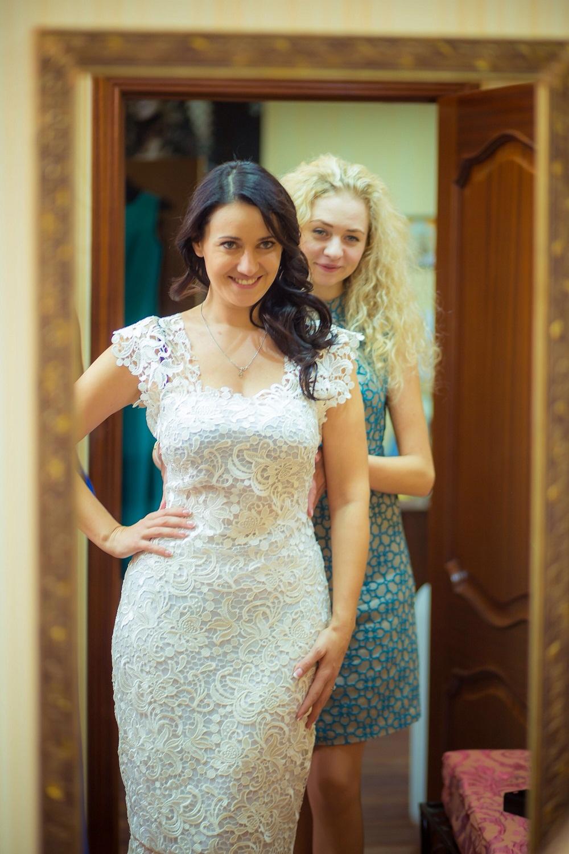 Соломия Витвицкая полностью доверила свой свадебный образ дизайнеру Анастасии Ивановой