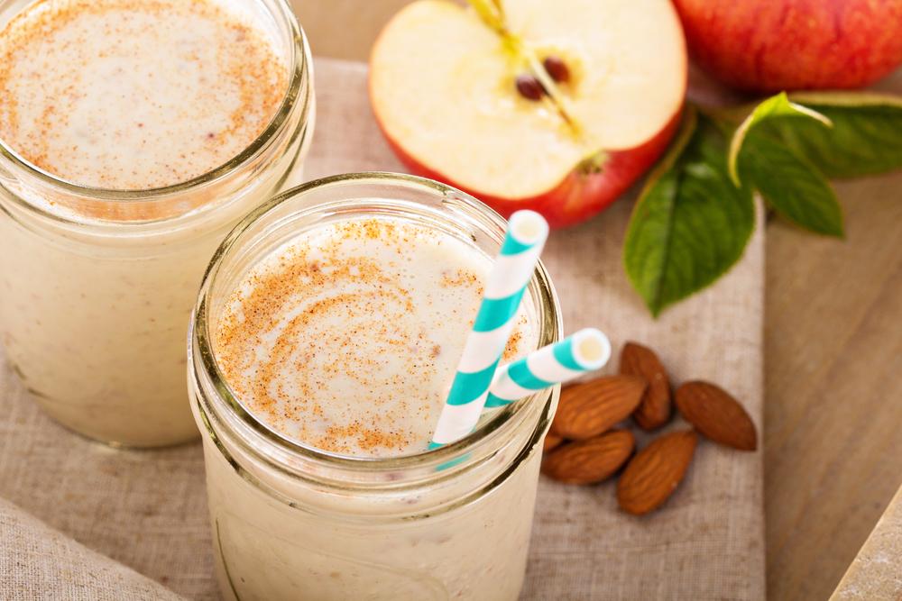 рецепты салатов из яблока и бананов