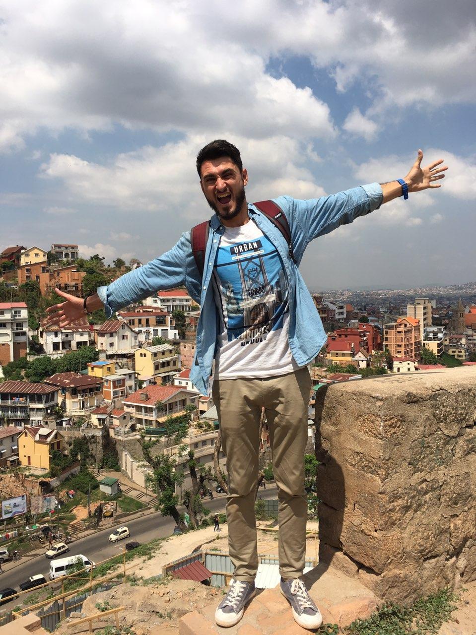 журналист Нового канала попал в мадагаскарскую больницу