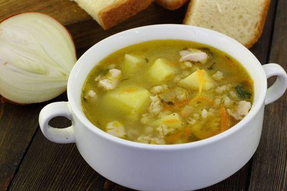 Суп с перловкой классический: подробный рецепт