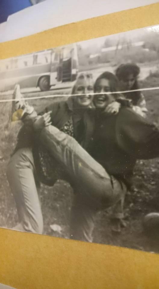Жанна и Наталья