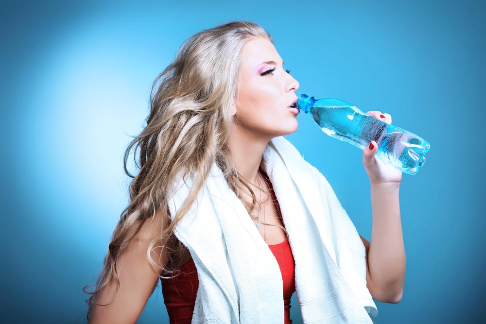 Вода – залог здоровой кожи
