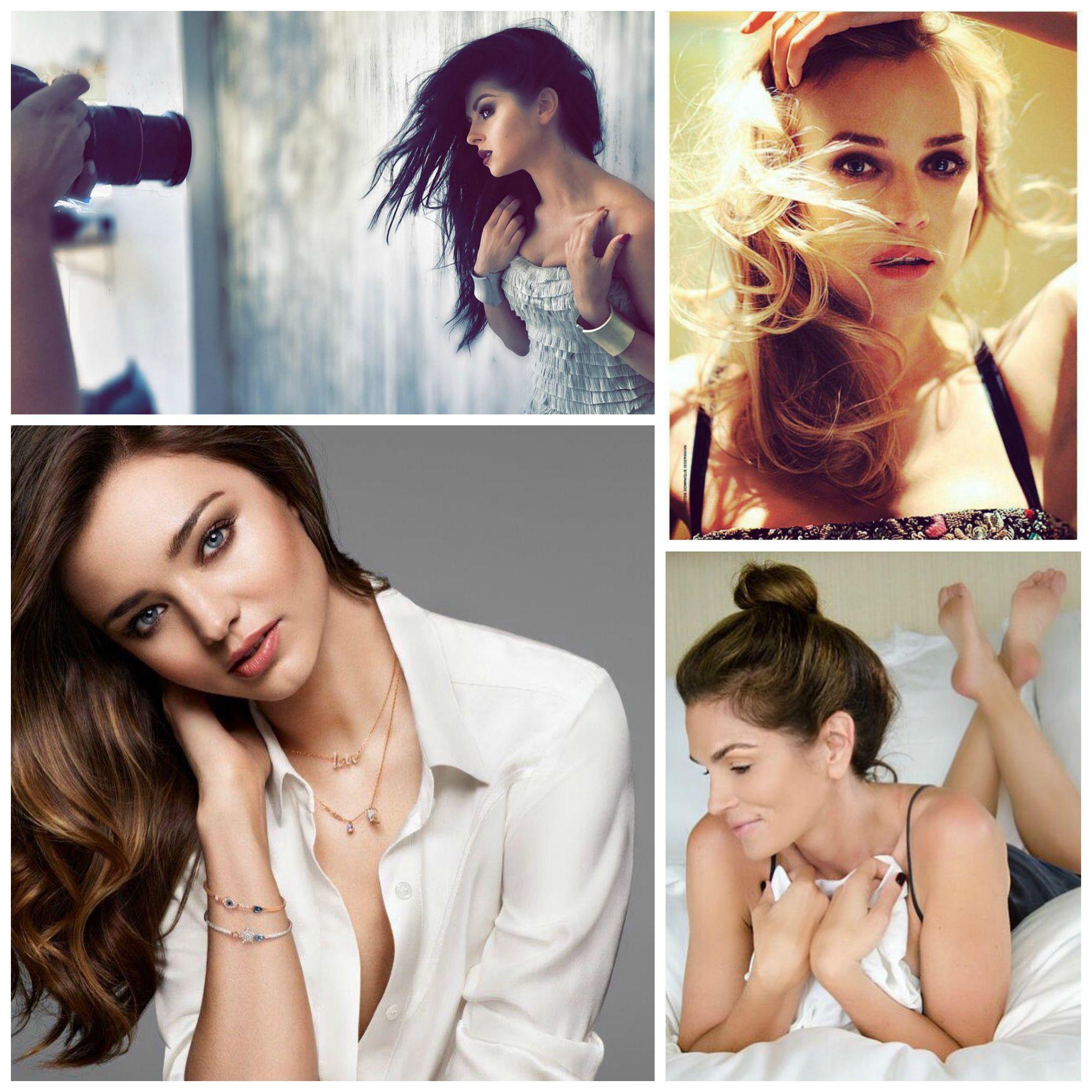 Самые стильные снимки звезд в Instagram