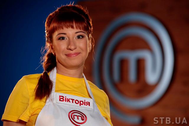 МастерШеф 5: Виктория Резник