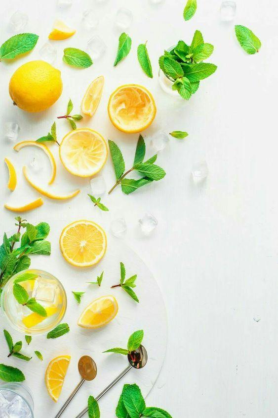 Используем лимон