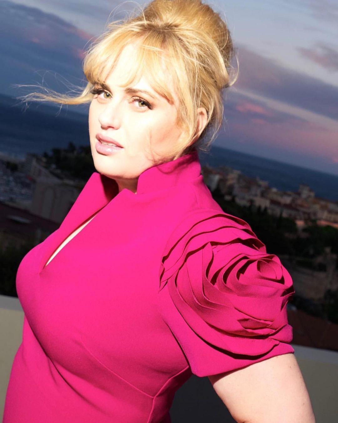 Похудевшая Ребел Уилсон показала, чего ей стоили сексуальные снимки