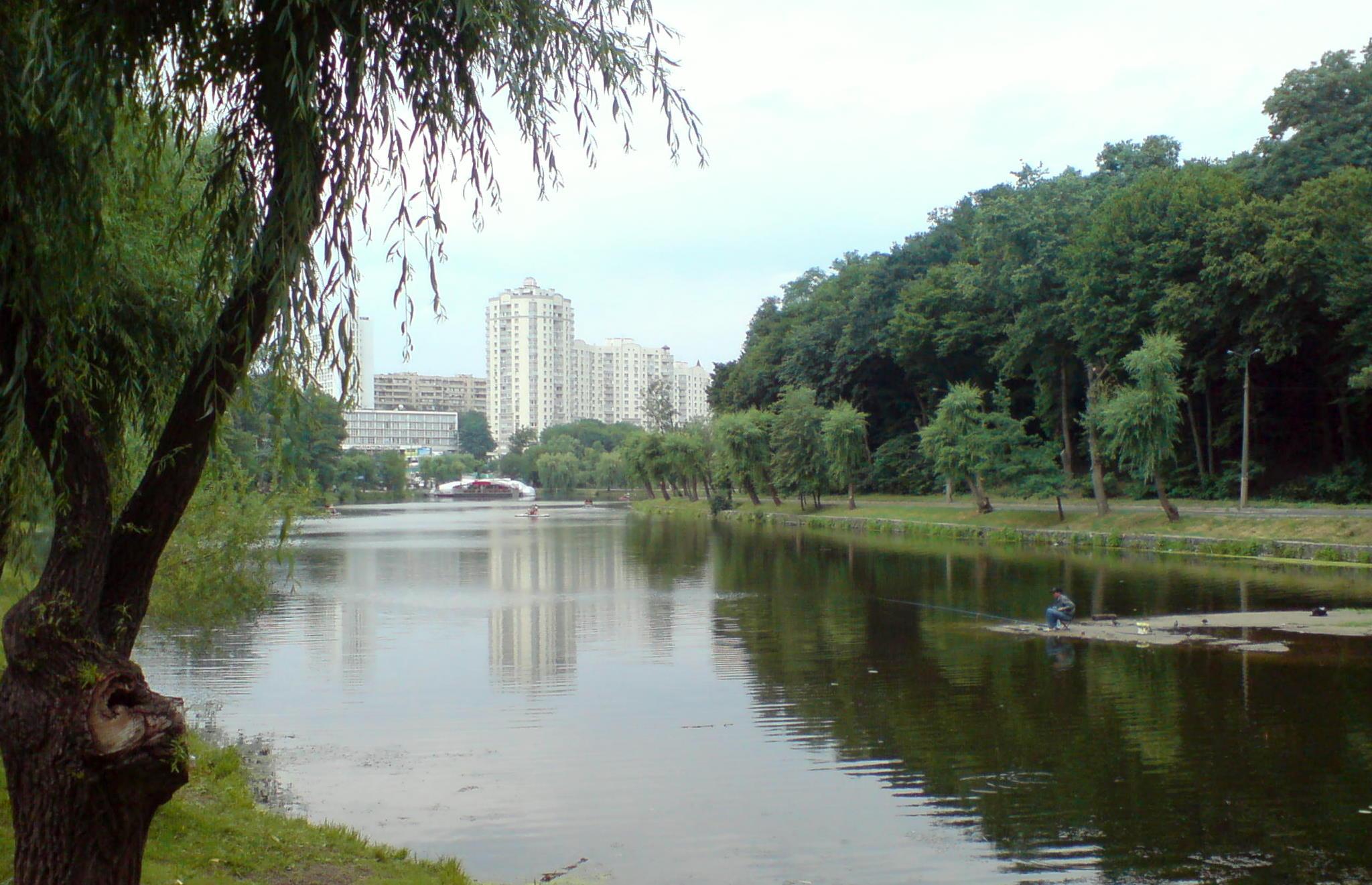 парк имени Максима Рильского