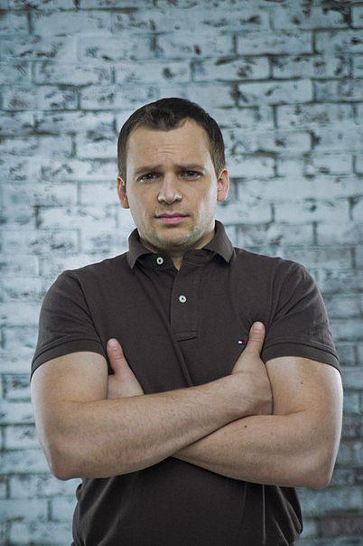 Российский актер Алексей Янин