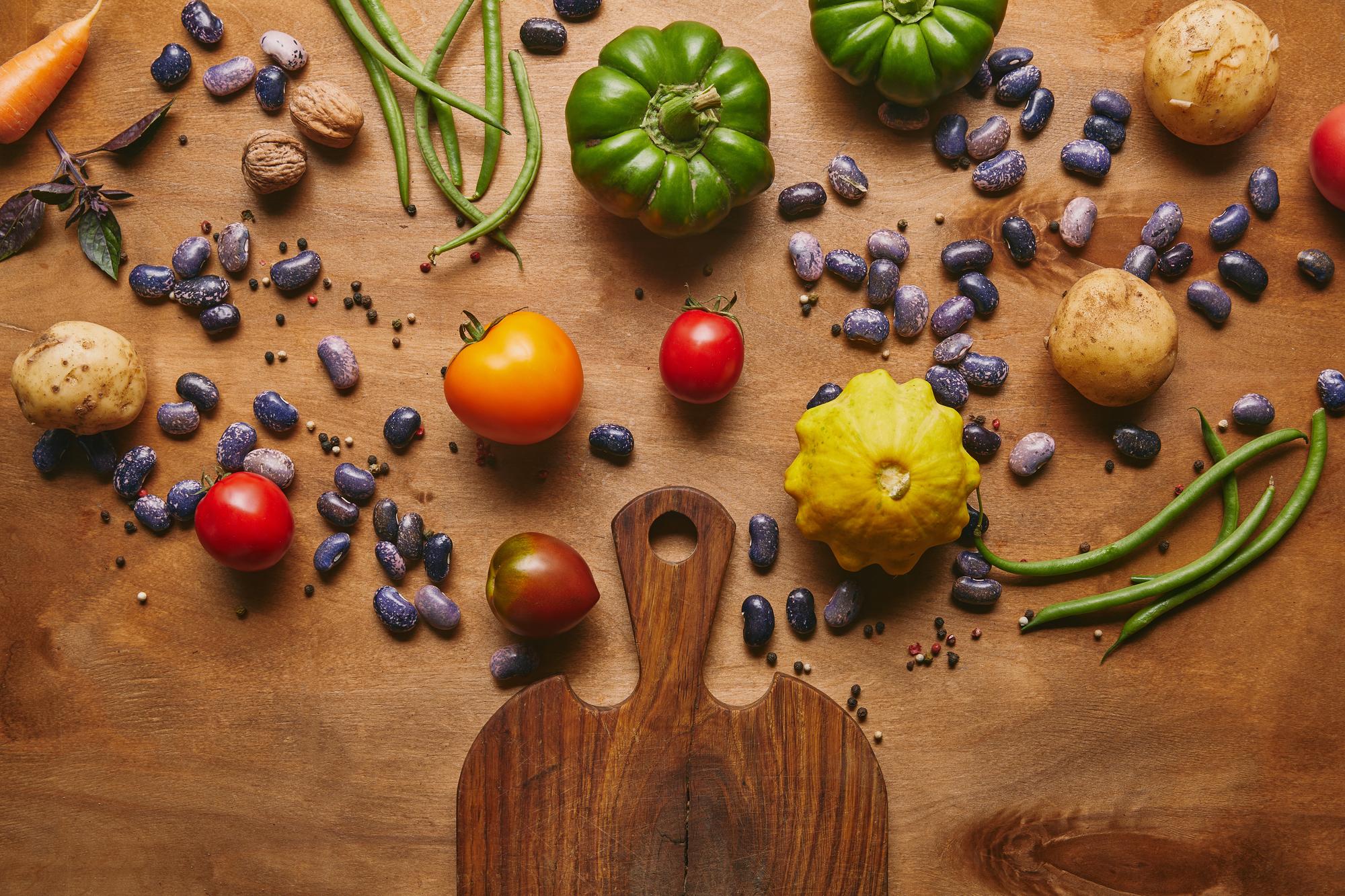 Овощной суп с патиссонами: пошаговый рецепт