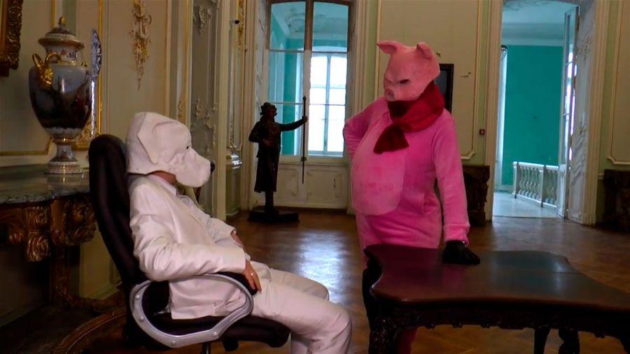 Ролик директора Одесского зоопарка