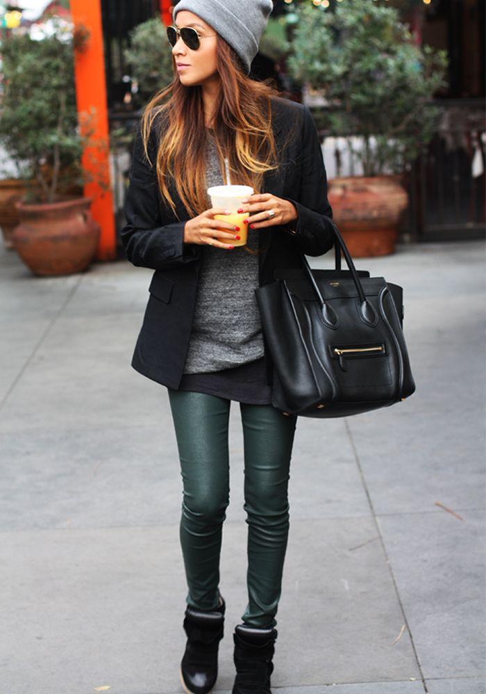 Оставайся стильной осенью 2013