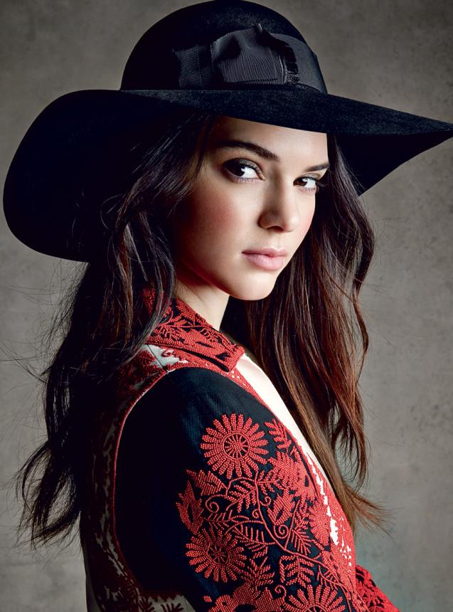 19-летняя Кендалл Дженнер добилась невероятных успехов на модельном поприще