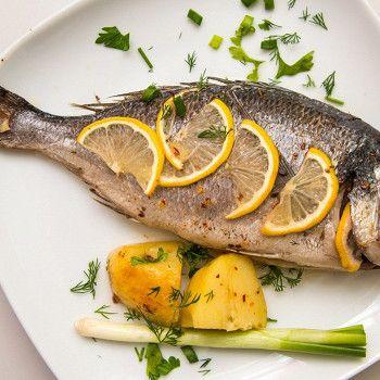 Морской карась в духовке: топ-3 рецепта