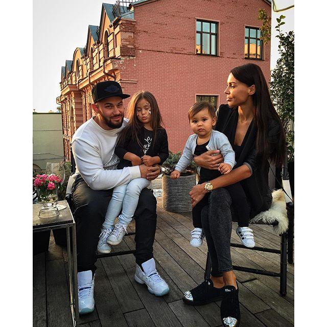 семья джиган фото