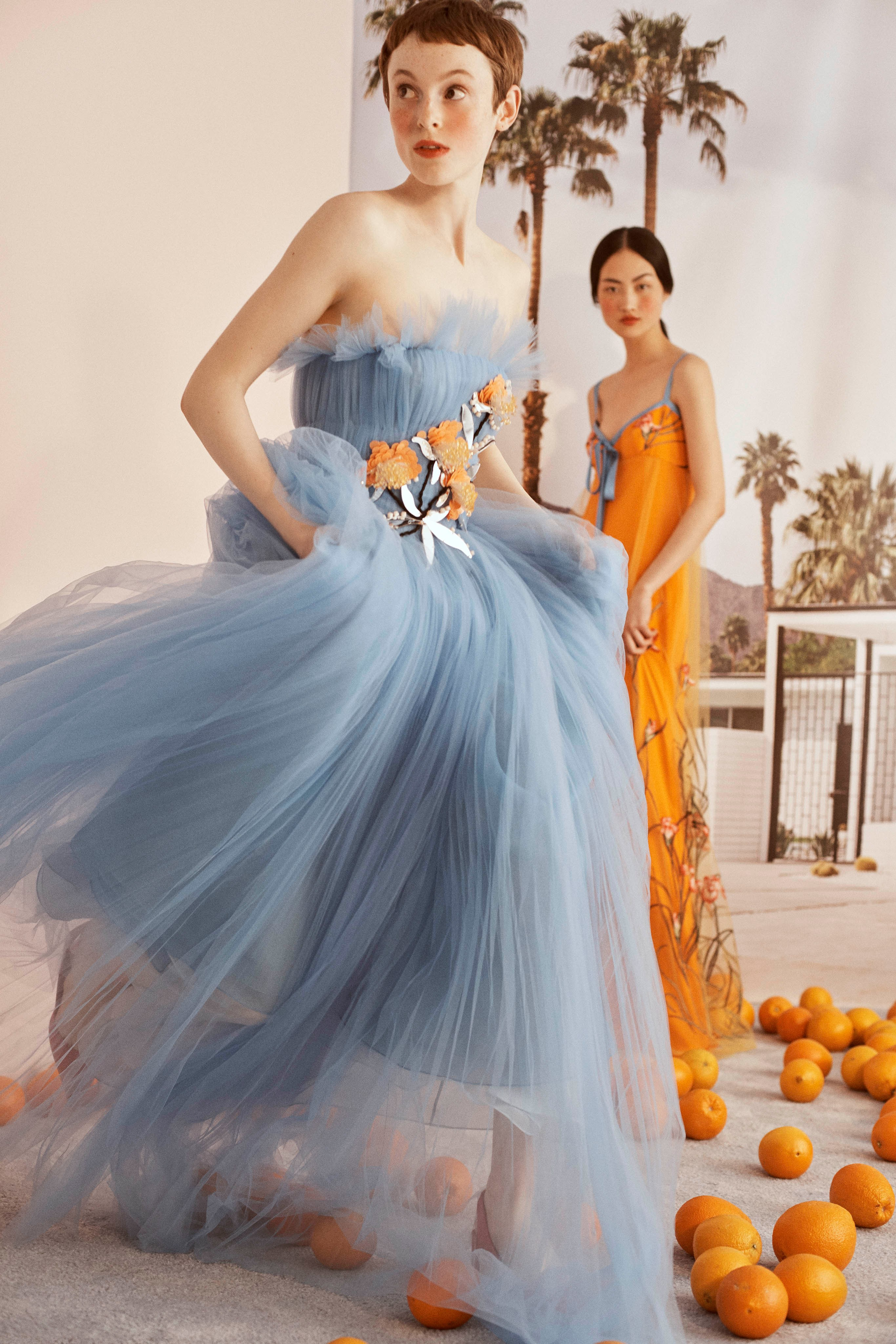 Платья на Новый год 2020 по знаку зодиака: Рак