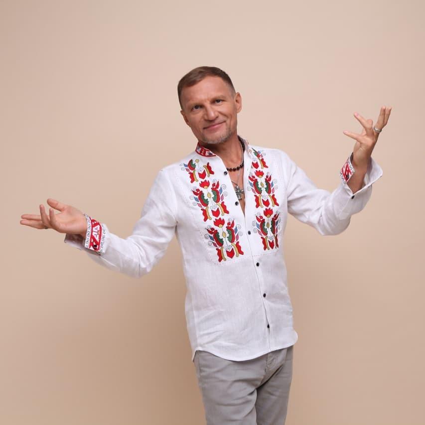 Олег Скрипка в свой День рождения поделился секретом хорошей физической формы