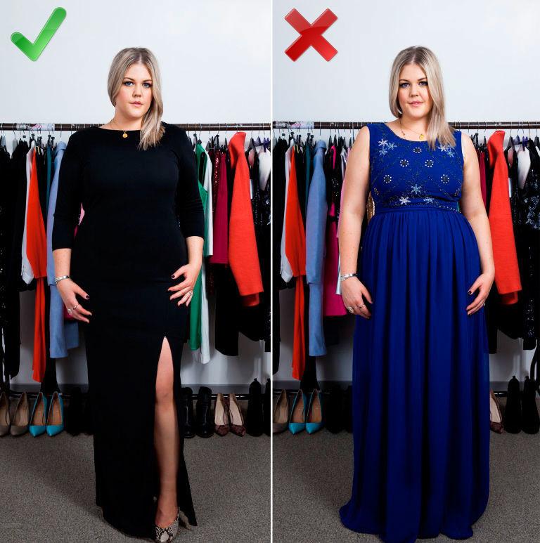 Модные тренды 2015 года одинаковы как для обладательниц худой фигуры, так и для женщин с пышными формами. Но, для того чтобы с акцентировать внимание на