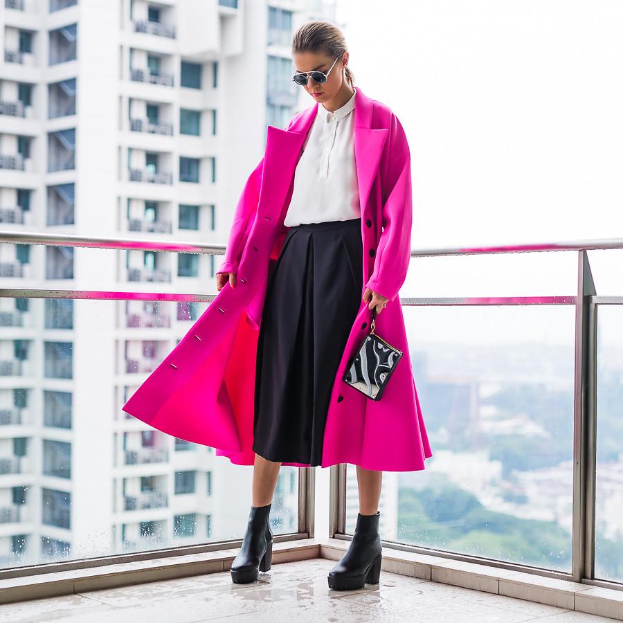 2a13648a536f96 Больше цвета: как разнообразить осенний гардероб - Тренды моды, мода ...