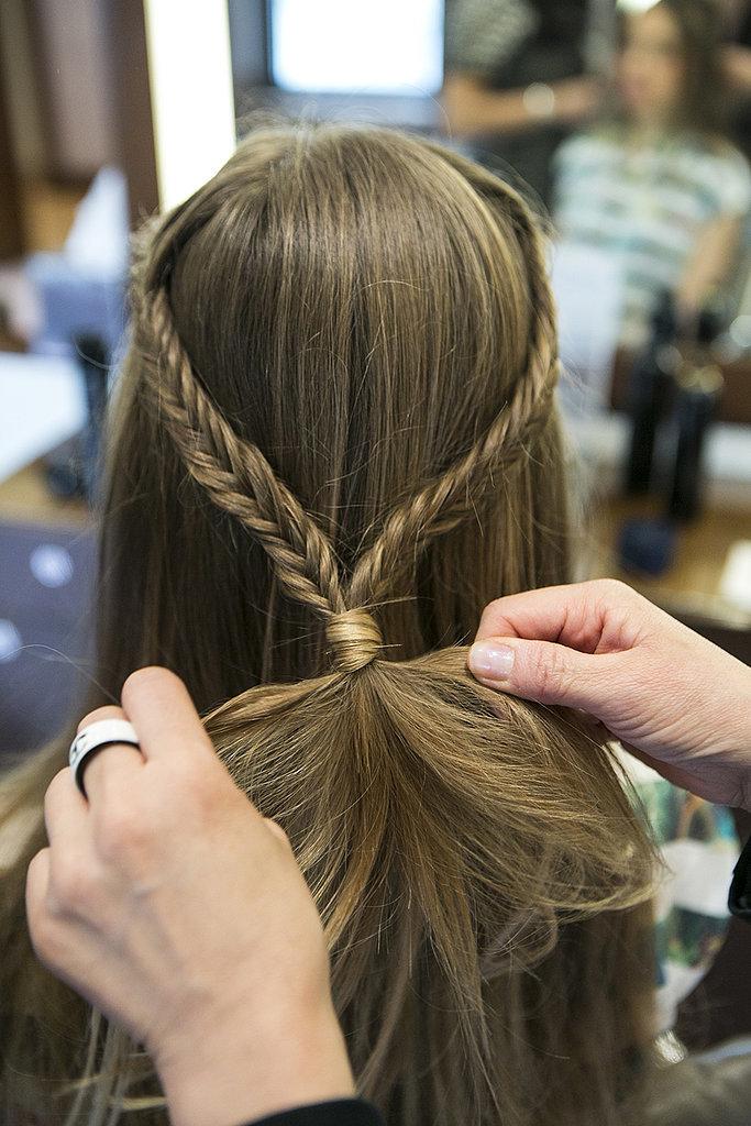Идеи на Пасху: Украшаем волосы цветами