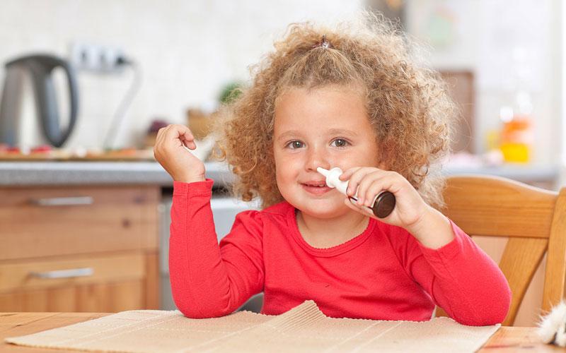 Полипы у детей: Симптомы и диагностика