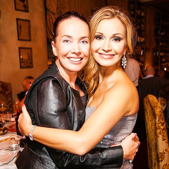 Умерла Жанна Фриске (слева) и Ольга Орлова