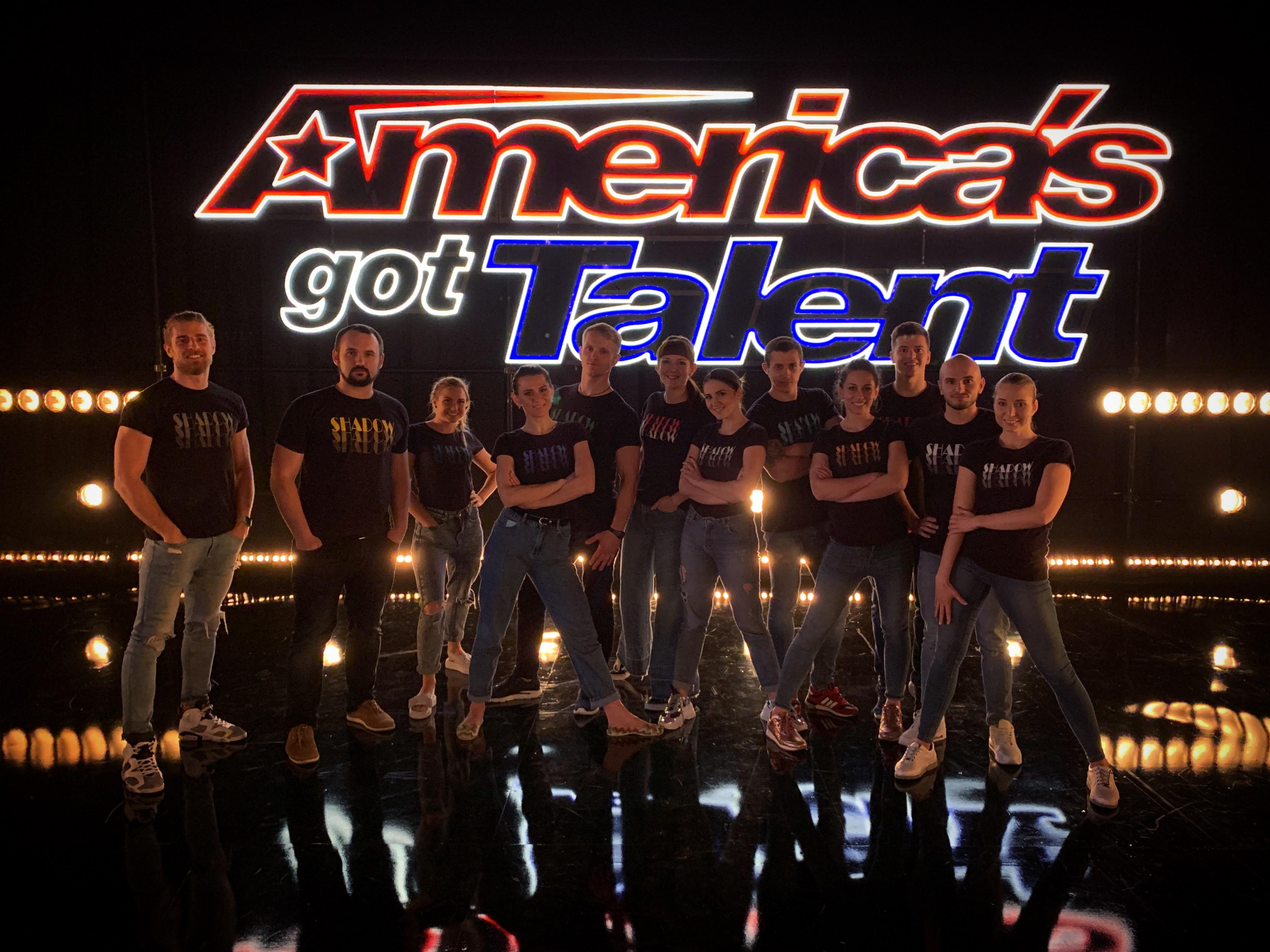 Украинский театр теней VERBA Shadow покорил шоу America's Got Talent номером о войне