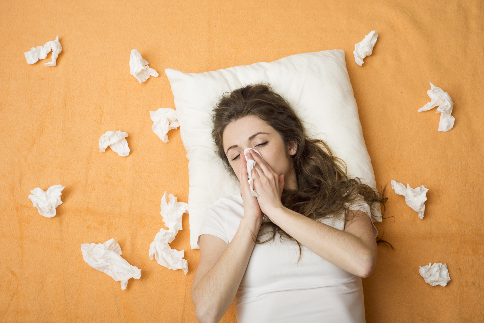 Как отличить грипп от простуды
