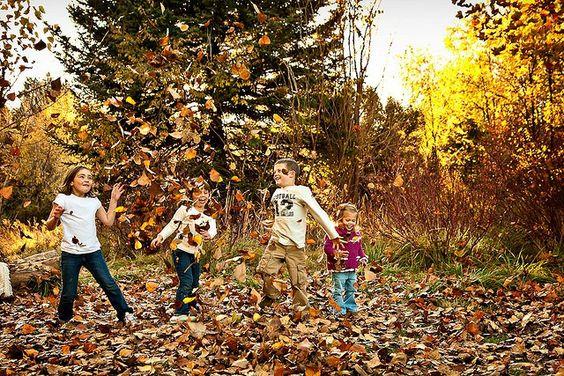 Осенние каникулы 2020: как устроить ребенку правильный отдых
