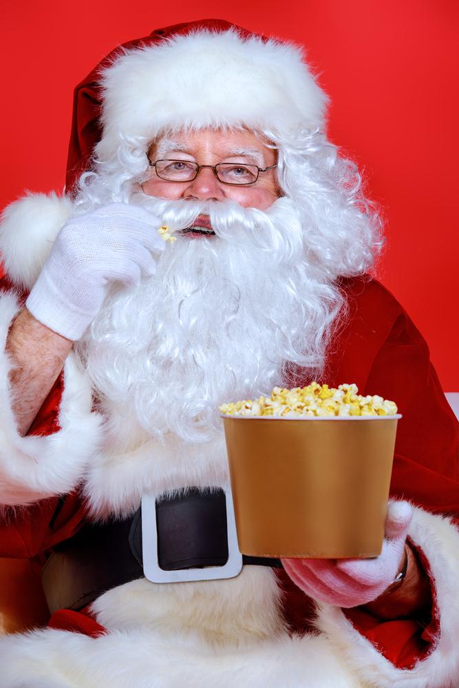 Праздничные кинопоказы в кинотеатре