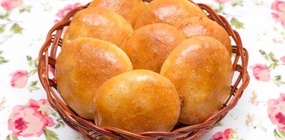 Готовим пирожки с фасолью на опаре: не постный рецепт