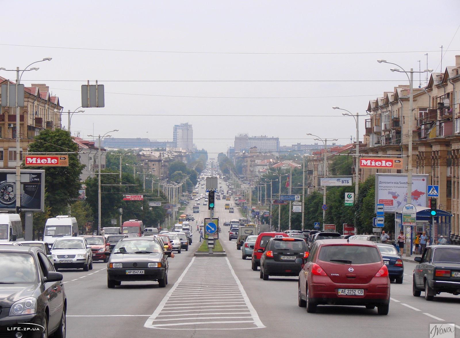 Проспект Ленина – 10.8 км