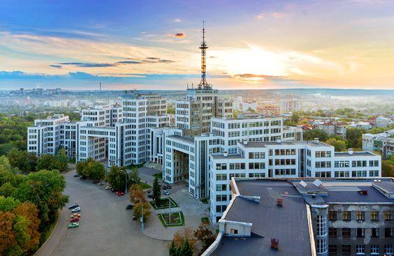 ТОП-7 городов Украины, которые больше всего любят туристы - Харьков