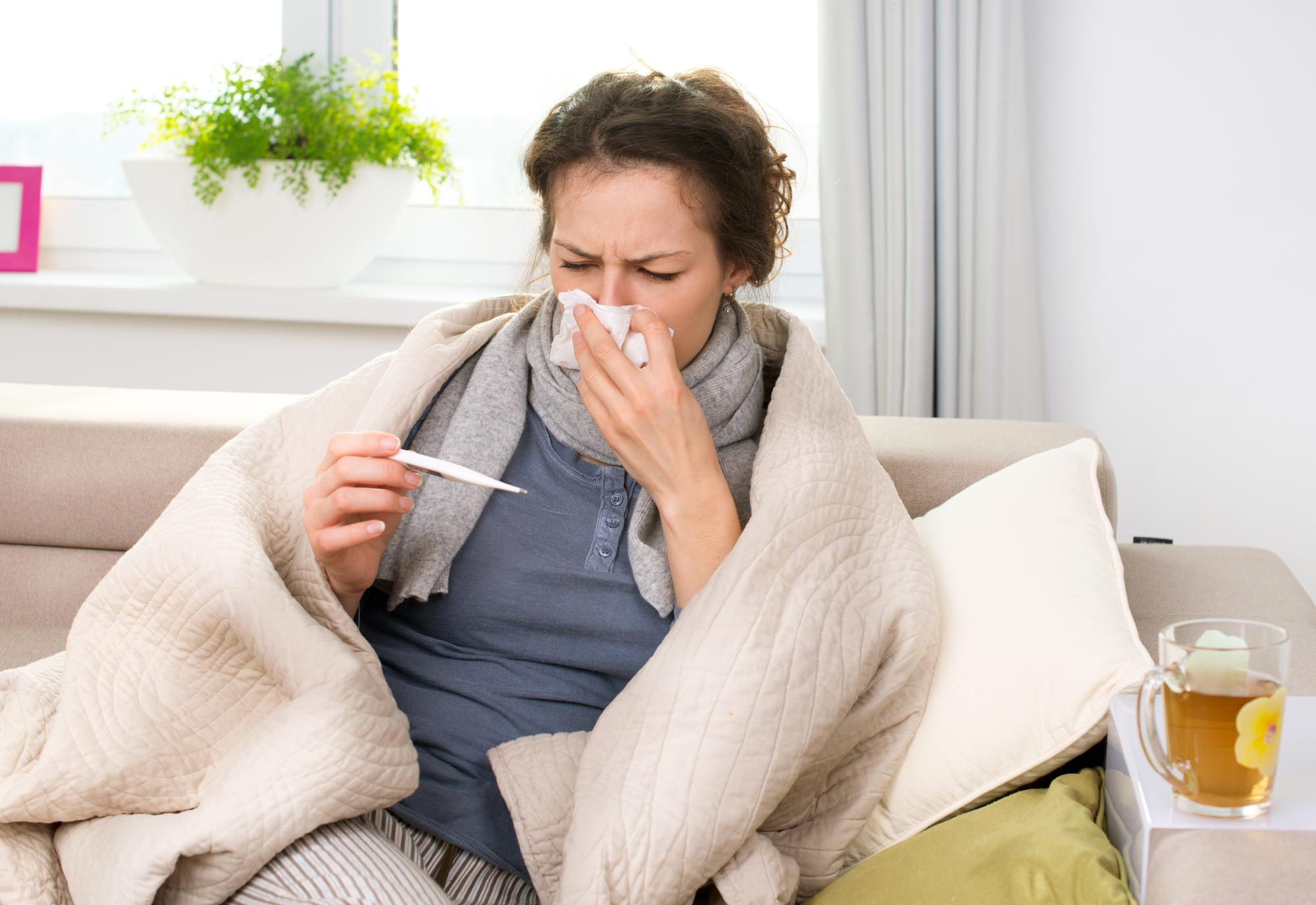 Как питаться при простуде: рекомендации диетолога